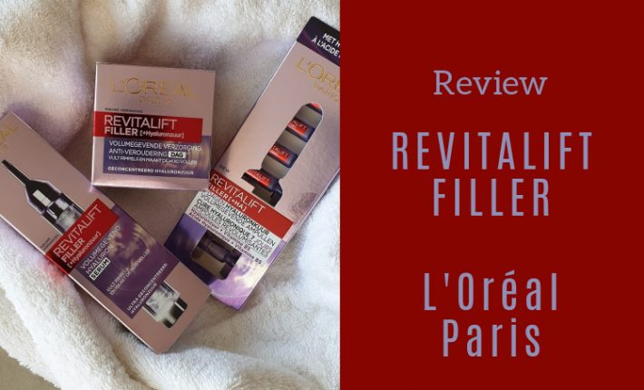 Revitalift Filler van L'Oréal Paris Review