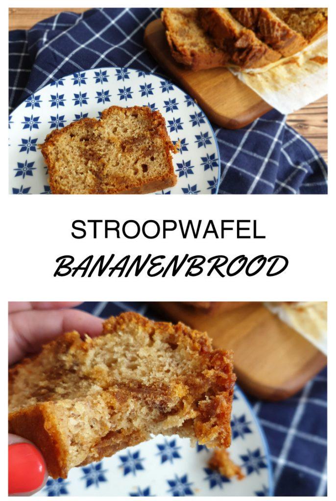 Pinfoto Stroopwafel Bananenbrood