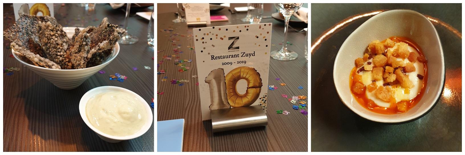 Restaurant Zuyd Amuses