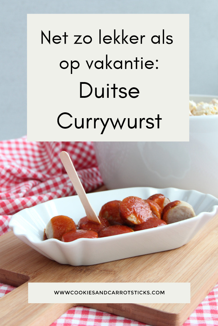 Currywurst - pinafbeelding 1