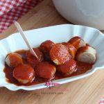 Currywurst - net als op vakantie in Duitsland