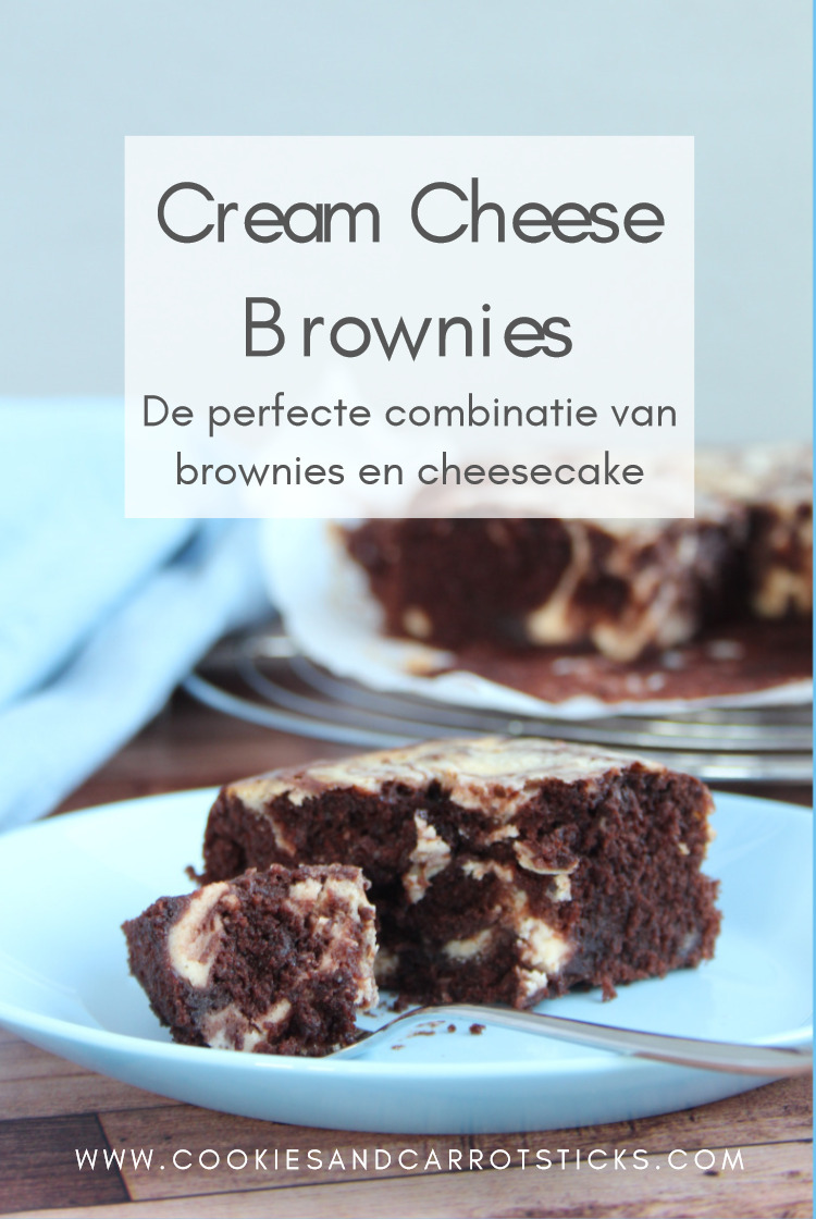 Pinafbeelding Cream Cheese Brownies