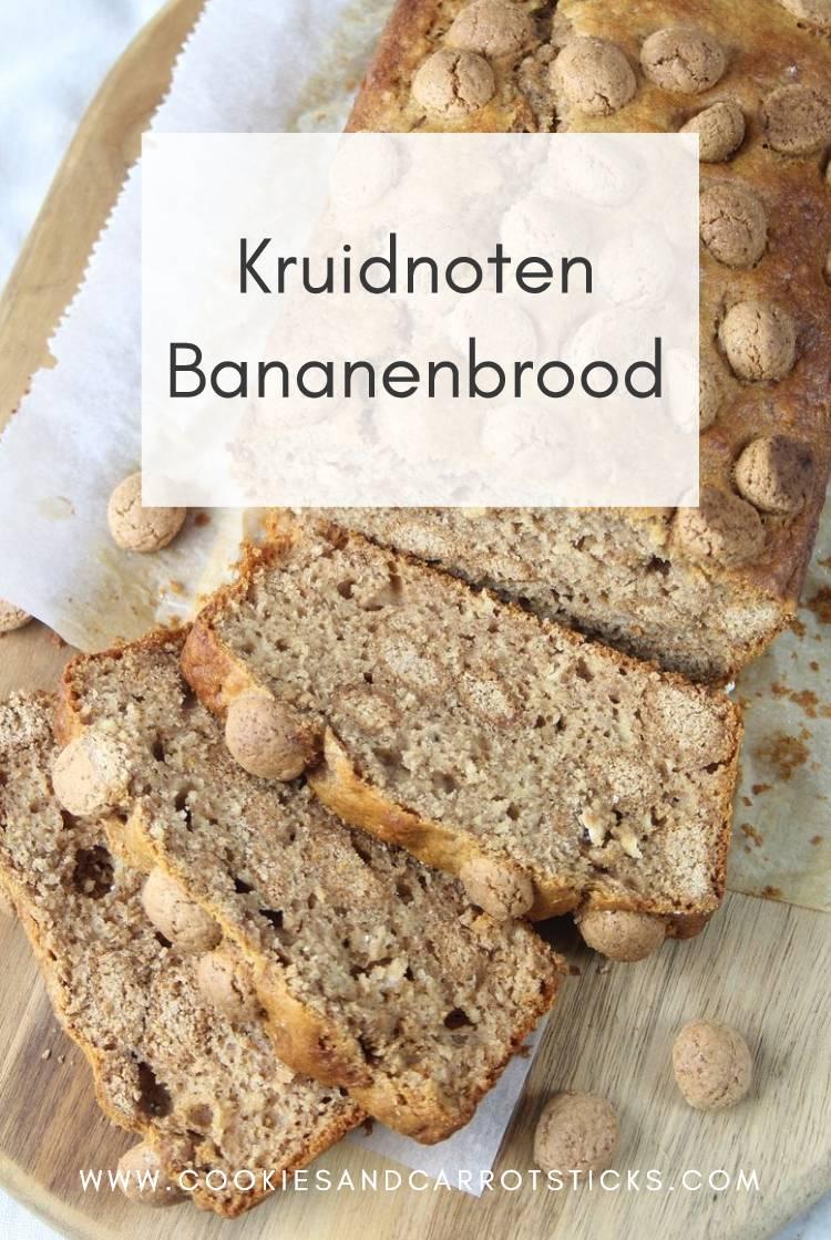 Kruidnoten-Bananenbrood PIN-afbeelding