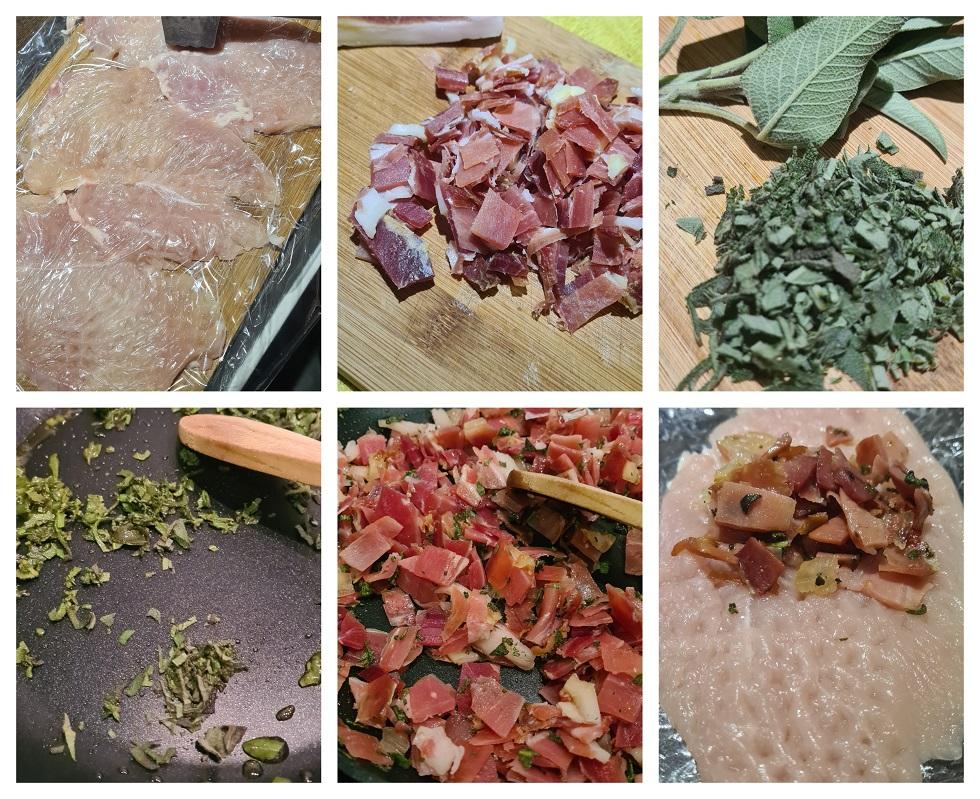 Kiprolletjes klaarmaken collage 1