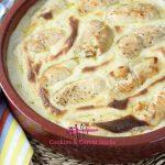 Kiprolletjes met ham en salie