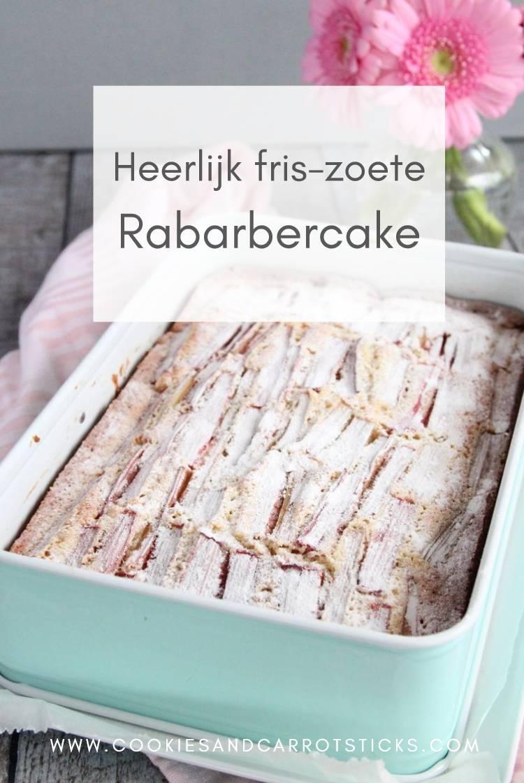 Rabarbercake PIN afbeelding 1